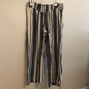 Cropped Beach Pants